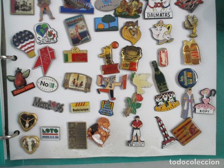Pins de colección: FABULOSA COLECCION DE 190 PINS / ALBUM INCLUIDO / MUY BUEN ESTADO - Foto 9 - 203332721
