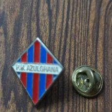 Spille di collezione: EST 15. C57. PIN. P. B. AZULGRANA. F. C. BARCELONA. Lote 203594797