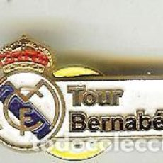 Pins de coleção: PIN - REAL MADRID - TOUR DEL BERNABEU. Lote 203634200