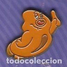 Pins de colección: 1 PIN /PINS PINTADO - DIBUJOS ANIMADOS - FANTASMA - PIN TIPO PINCHO. Lote 203990378