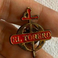 Pins de colección: PIN DISCOTECA TORERO. Lote 204160562