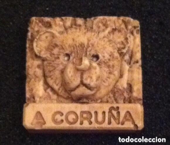 ANTIGUO PIN DE A CORUÑA (Coleccionismo - Pins)