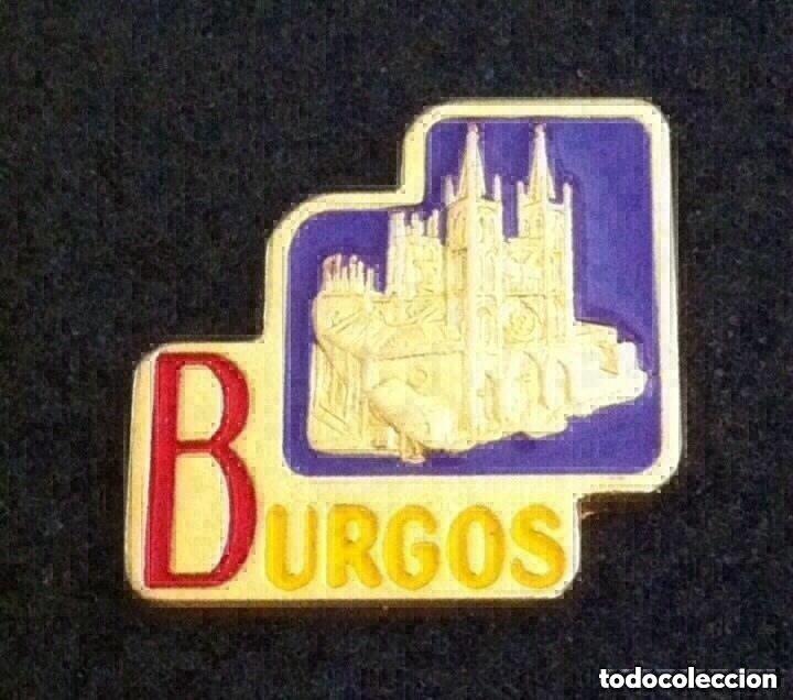 PIN BURGOS (Coleccionismo - Pins)
