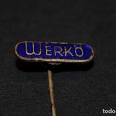 Pins de colección: PIN - INSIGNIA DE AGUJA ESMALTADA - WERKO (AUTOMOVILES - COCHES). Lote 204465593