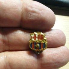 Pins de colección: INSIGNIA FCB - FUTBOL CLUB BARCELONA - OJAL. Lote 204480087