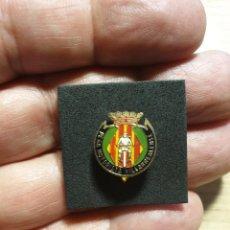 Pins de colección: INSIGNIA PEÑA MOTORISTA VILLAREALENSE. Lote 204482337