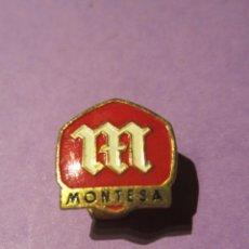 Pins de colección: PIN DE OJAL. MOTOS MONTESA.. Lote 205300723