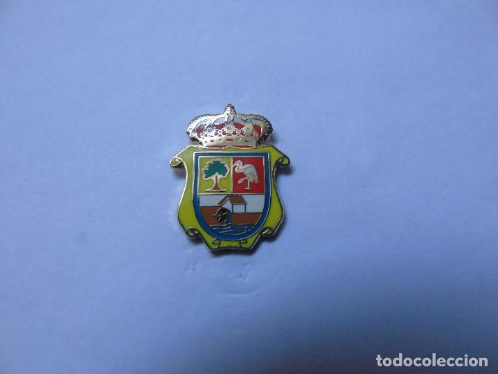 PIN HERALDICO DE VOTO ( CANTABRIA) (Coleccionismo - Pins)