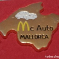 Pins de colección: PIN'S MCDONALD'S DE MALLORCA. Lote 206171567
