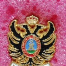 Pins de colección: PIN ESCUDO MOJACAR ALMERÍA. Lote 206190062