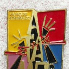 Pins de colección: PIN CINE PELÍCULA ATAME ALMODOVAR. Lote 206190435