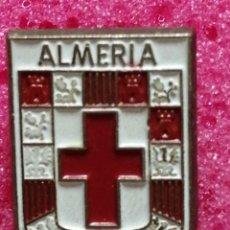 Pins de colección: PIN ESCUDO ALMERÍA. Lote 206190522