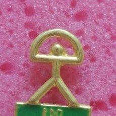 Pins de colección: PIN INDIGO RECUERDO DE MOJICAR. Lote 206297058