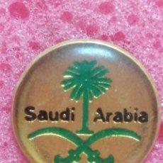 Pins de colección: PIN EXPO 92 SAUDI ARABIA. Lote 206297166