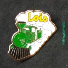 Pins de colección: PIN LOIS - TREN. Lote 206297682