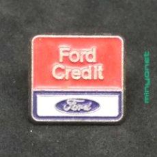 Pins de colección: PIN FORD CREDIT. Lote 206297710