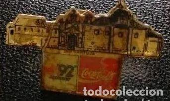COCA COLA SEVILA 92 (Coleccionismo - Pins)