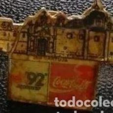 Pins de colección: COCA COLA SEVILA 92. Lote 206396277