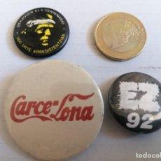 Pins de colección: PIN POLÍTICO NO-92. Lote 206460132