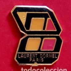 Pins de colección: PIN LAURENT DORNEL. Lote 207344077