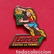 Pins de colección: PIN LEROUX. Lote 207344125