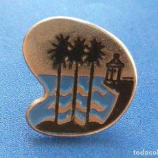 Pins de colección: PIN TIERRA DE COMARCAS. Nº 1 L'ALACANTÍ. COLECCIÓN EL PAÍS.. Lote 207975210