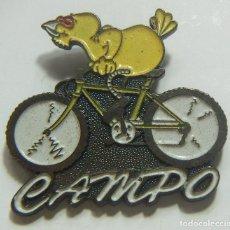 Pins de colección: PIN ALCAMPO. Lote 208683165
