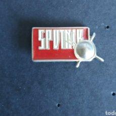 Pins de colección: PIN RADIO TV RUSIA SPUTNIK. Lote 210009573
