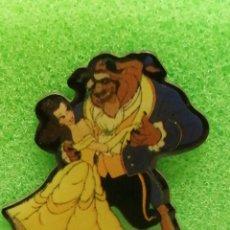 Pins de coleção: PIN BELLA Y BESTIA. Lote 210296230