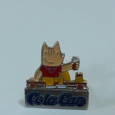 Pins de colección: PIN COBI COLA CAO (2350). Lote 210305785