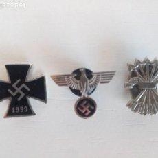 Pins de colección: INSIGNIAS NAZIS CEDADE ESVASTICA. Lote 210373346