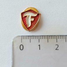 Pins de colección: INSIGNIA SOLAPA FIRESTONE. Lote 210522507