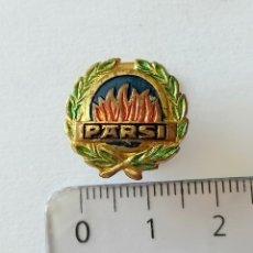 Pins de colección: INSIGNIA SOLAPA PARSI. Lote 210522656