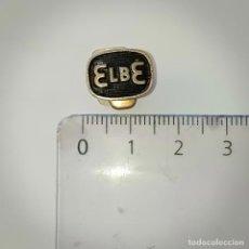 Pins de colección: INSIGNIA SOLAPA ELBE. Lote 210576303