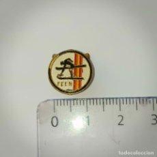 Pins de colección: INSIGNIA SOLAPA FEEN. Lote 210576473