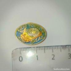 Pins de colección: INSIGNIA SOLAPA SUEÑO PERFECTO COLCHON OVLAS. Lote 210576590