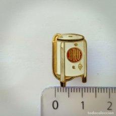 Pins de colección: INSIGNIA SOLAPA BRU. Lote 210577433