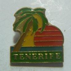 Pins de colección: PIN TENERIFE. Lote 210642098