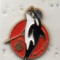 Pins de colección: 3ª U.I.P.VALENCIA-POLICIA. Lote 211434839