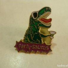 Pins de colección: PIN PARTY SAURUS-NUEVO. Lote 211680668