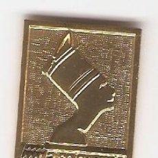 Pins de colección: 1 PIN /PINS METÁLICO - EFIGIE EGIPCIA - PIN TIPO PINCHO. Lote 211704913