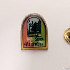 Pins de colección: PIN SIDRA MENÉNDEZ DE ASTURIAS.. Lote 212225676