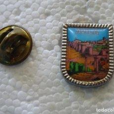 Pin's de collection: PIN DE TURISMO. AVILA MURALLAS. Lote 212763176