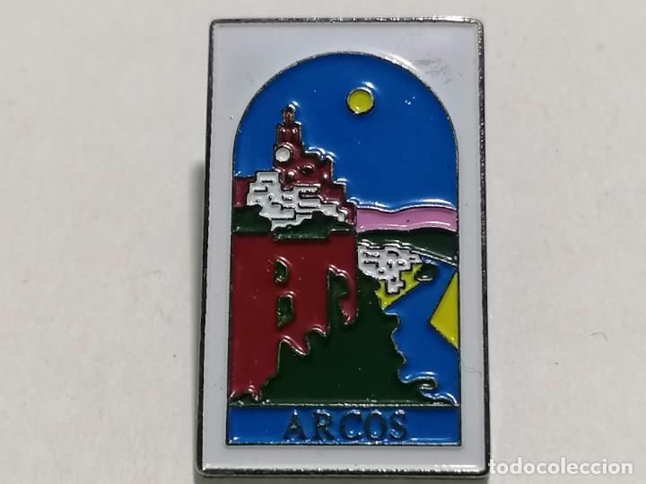 PIN ARCOS (Coleccionismo - Pins)