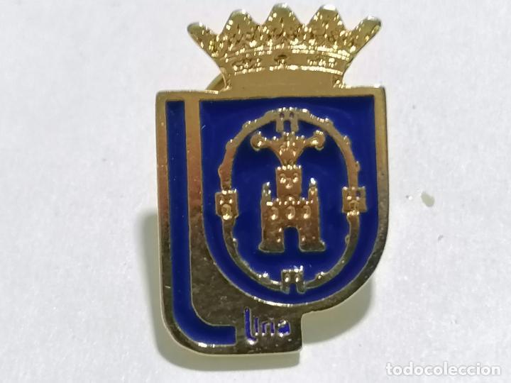 PIN LIRIA (Coleccionismo - Pins)