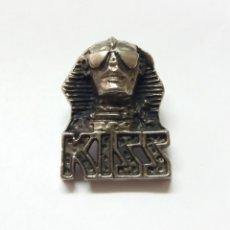 Pins de colección: PIN DEL GRUPO KISS. Lote 214357056