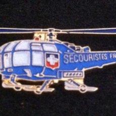 Pins de colección: PIN HELICOPTERO. Lote 214510150