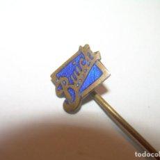 Pins de colección: ANTIGUA INSIGNIA ESMALTADA.......BUICK.. Lote 215338530