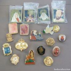 """Pins de colección: LOTE DE PINS """"TEMA RELIGION"""". Lote 215832370"""
