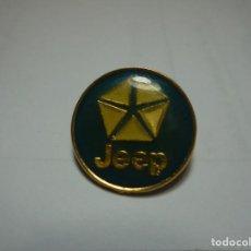 Pins de colección: MAGNIFICO PIN DE LA CASA JEEP. Lote 218317668
